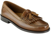 Cole Haan Dwight Fringed Leather Loafers
