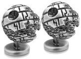 Star Wars STARWARS 3D Death Star Cuff Links