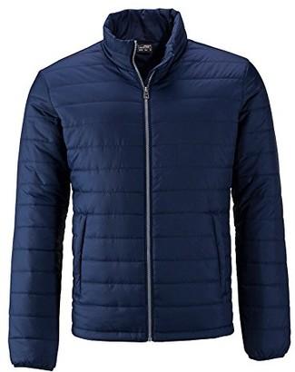 James & Nicholson Men's Padded Jacket