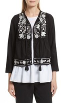 Kate Spade Women's Embroidered Jacket