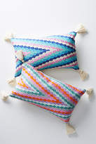 Archive New York Almolonga Zig-Zag Pillow