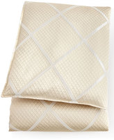 Isabella Collection King Brenner Lattice Duvet Cover
