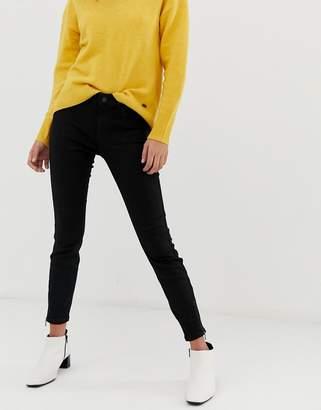 Vero Moda skinny jeans-Black