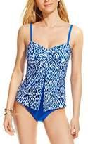Beach Diva Flyaway One-Piece Swimsuit Women's Swimsuit