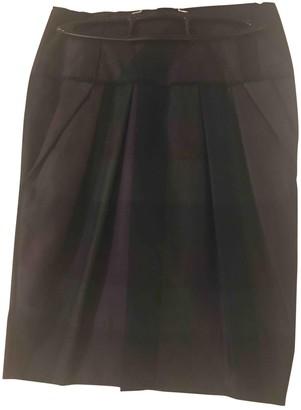 BOSS ORANGE \N Multicolour Cotton - elasthane Skirt for Women