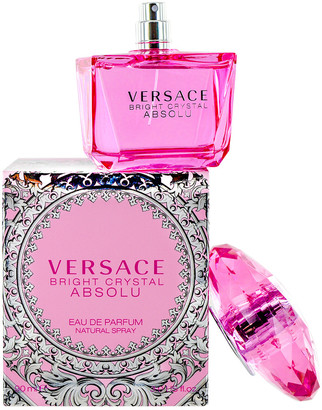 Versace Women's 3Oz Bright Crystal Absolu Edp Spray