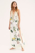 Free People Long Romper by Noblesse Oblige at Free People, Ivory, S