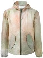 Our Legacy creased hooded jacket