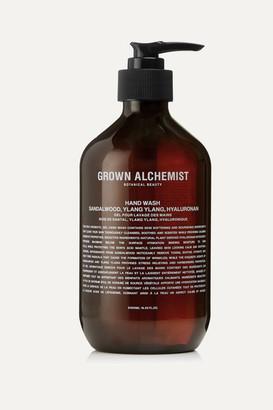 GROWN ALCHEMIST Hand Wash, 500ml