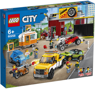 Lego City Nitro Wheels: Tuning Workshop (60258)