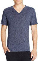 Splendid Mills Heathered V-Neck Tee