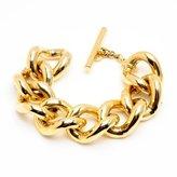 Ben-Amun Large Gold Chain Link Bracelet