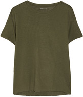 Majestic Modal and cashmere-blend T-shirt