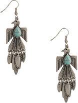 Tribal Bird Earrings