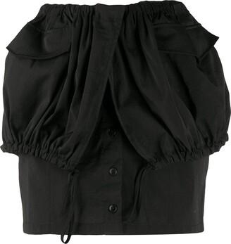 Jacquemus La jupe Cueillette skirt