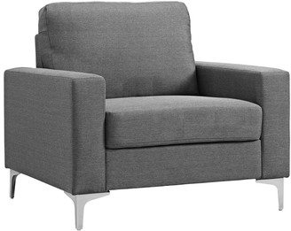 Modway Allure Upholstered Armchair