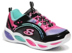 Skechers Shimmer Beams Light-Up Sneaker - Kids'