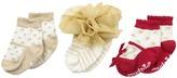 Mud Pie Sparkly Sock Set (Infant)
