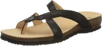 Think! Julia Womens Wedge Heels Sandals Black (Schwarz 00) 9 UK (43 EU)