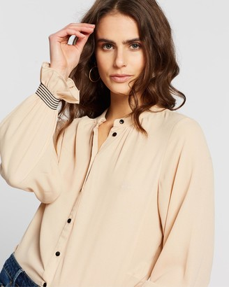 Vero Moda Bina Long Sleeve Top