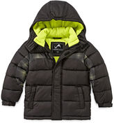 JCPenney Vertical 9 Puffer Jacket - Big Kid