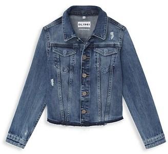 DL1961 Little Girl's Manning Denim Jacket
