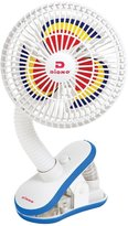Diono Stroller Fan - Yellow, Red, Blue, and White