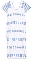 Pippa Holt Embroidered cotton kaftan