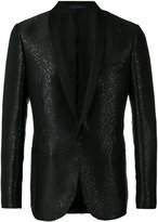 Lanvin sequin embroidered suit jacket - men - Cotton/Polyester/Cupro/Viscose - 52