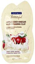 Freeman Foaming Apple Cider Vinegar 4-In-1 Clay Mask