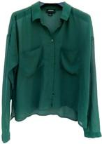 Monki Green Top for Women