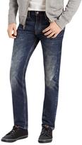 Levi's 511 Slim Fit Whiskering Jeans
