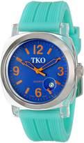 TKO ORLOGI Women's TK558-OT Milano Junior Acrylic Case Dial Watch