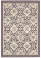 Nourison HIN04-099446131393 Bbl5 Hinsdale (HIN04) Viole Rectangle Area Rug