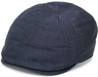 Emporio Armani textured beret