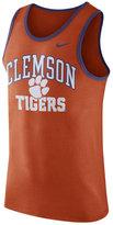 Nike Men's Clemson Tigers Team Tank