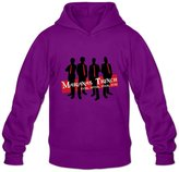 Crystal Men's Marianas Trench Long Sleeve Jacket US Size XXL