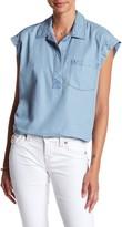 True Religion Katie Chambray Shirt