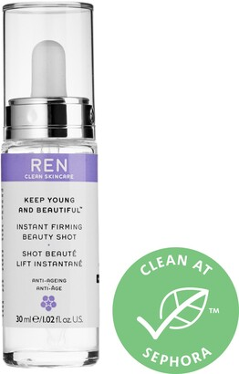 Ren Skincare Keep Young And Beautiful Instant Firming Beauty Shot