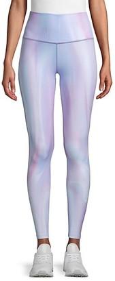 Wear It To Heart Prizma High-Waist Print Active Leggings