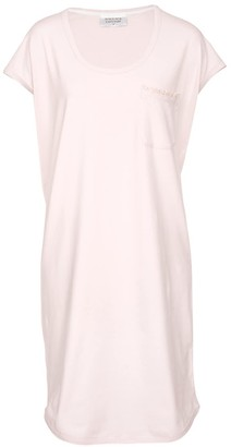 Wallace Cotton Asha Nightshirt Rose Pink