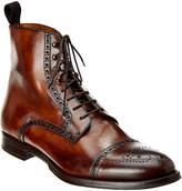 Antonio Maurizi Double Monk Leather Boot