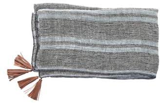 Oasis Eadie Lifestyle Linen Throw Blanket