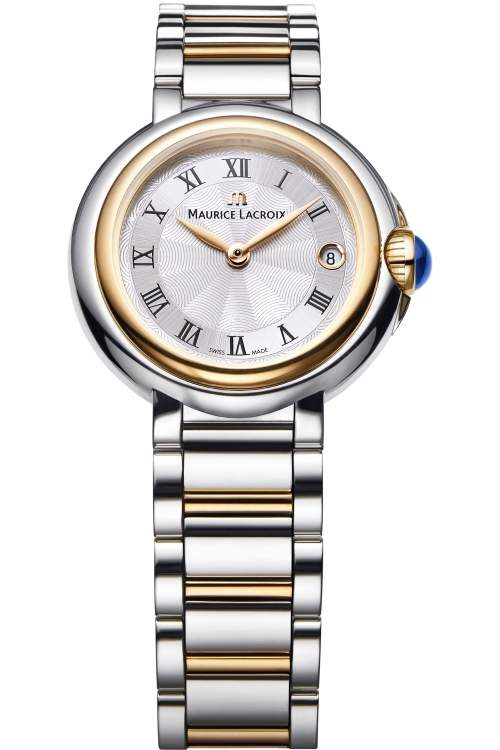 Maurice Lacroix Ladies Fiaba Round Watch FA1003-PVP13-110