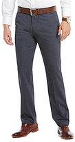 Murano Alex Modern Slim Fit Flat-Front Plaid Pants
