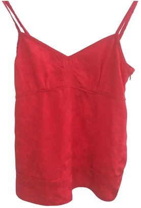 Marc by Marc Jacobs Red Top for Women
