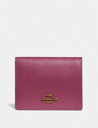 Coach Small Snap Wallet