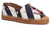 Dolce & Gabbana Women's Nautical Espadrille Flat