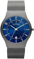Skagen Men's 233XLTTN Titanium Watch