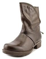 Fabrizio Chini B113 Round Toe Leather Ankle Boot.